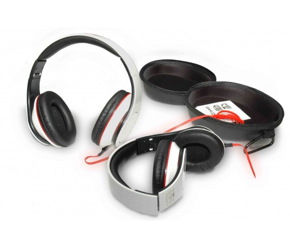 Stereo Sound Earphones Foldable with Printing