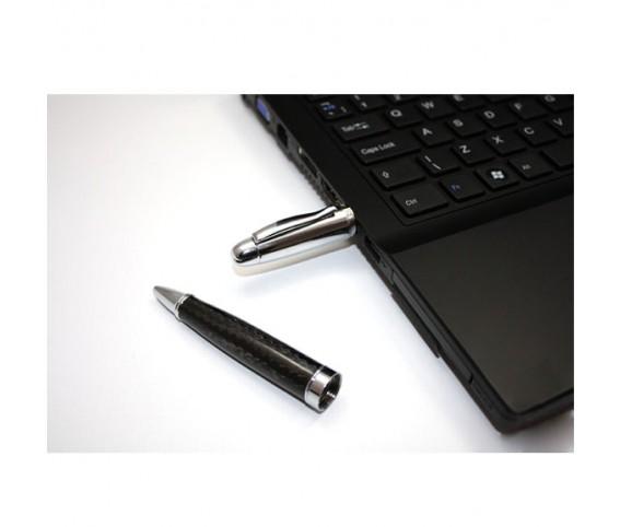 Carbon Fiber Pen USB Flash Drive