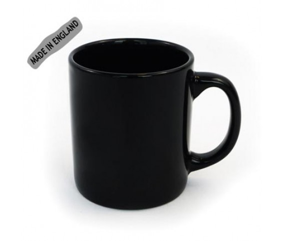 Coffee Mug - Black Uk Cambridge