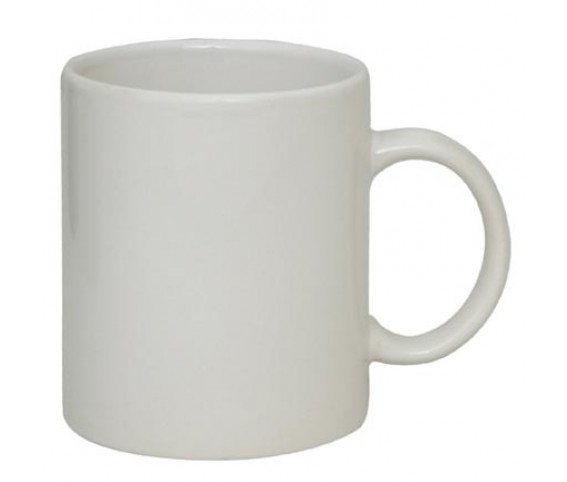Coffee Mug China White-Photo Coated