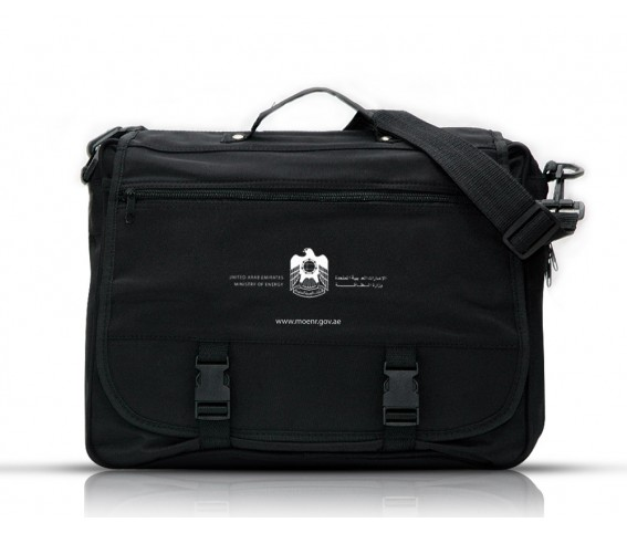 Conference Bag With Buckle