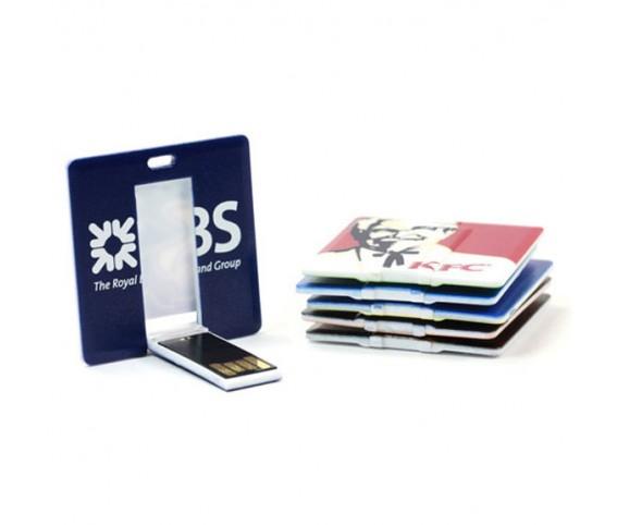 Flip Mini card USB Flash Drive