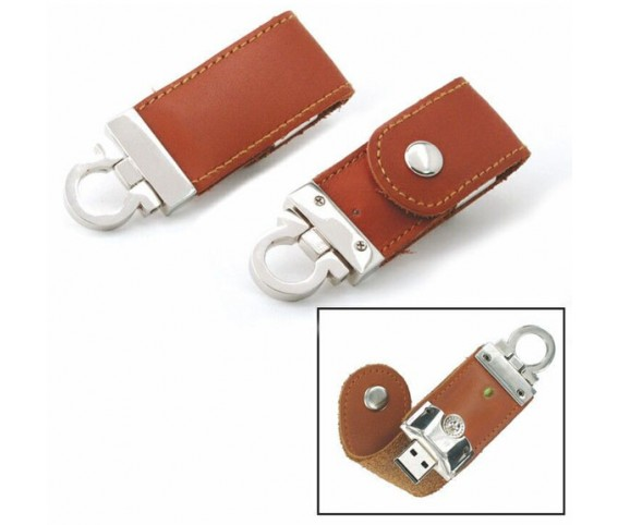 Leather USB Flash Drive1
