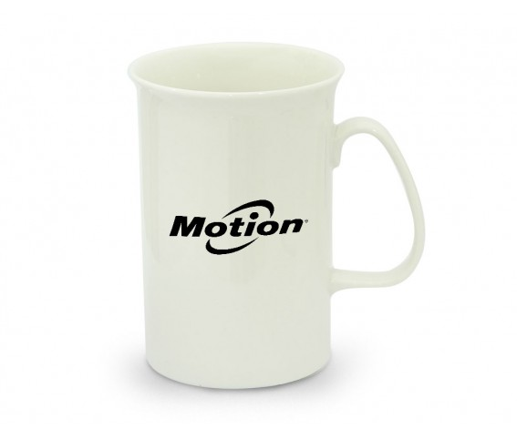 AHA Promotional Coffee Mug New Bone China White Mug Drum Shape Wholesale