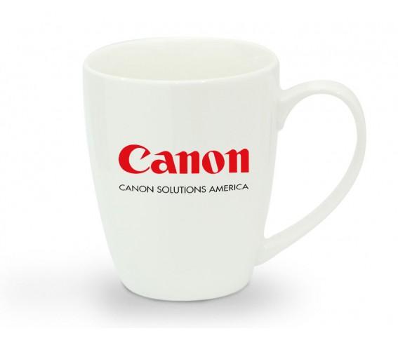 Promotional New Bone China Coffee Mug - Tall - U Shape