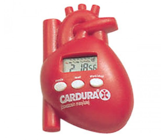 Mini heart timer