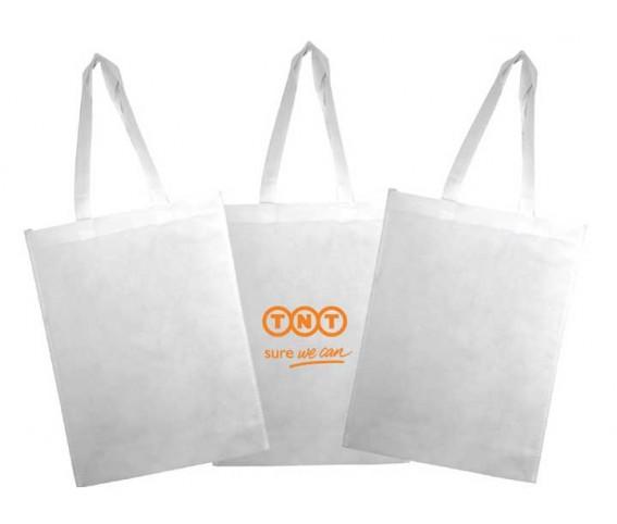 Non Woven Bag - White