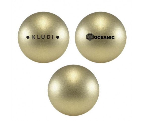 PU Stress Ball Golden