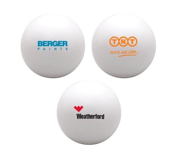 PU Stress Ball White