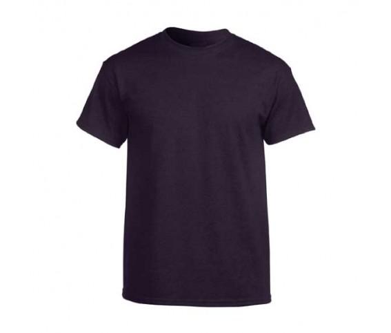 Round Neck T-Shirt-Black