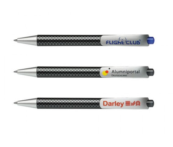 Schneider Ball Pen Dynamix Carbon