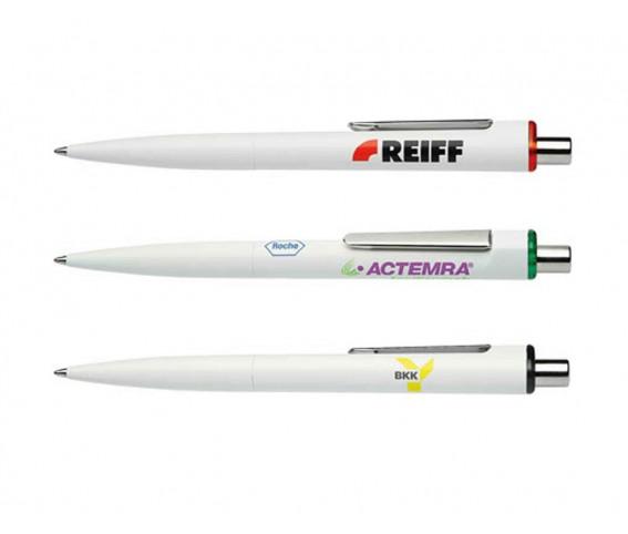 Schneider Ballpoint Pen K1 Biosafe with Printing