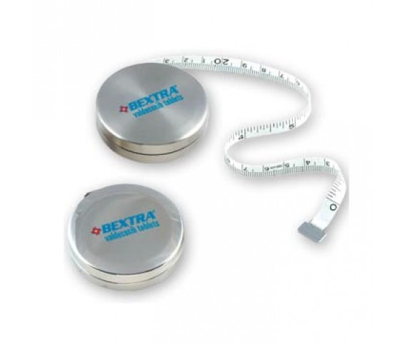 Stainless steel case tape measure