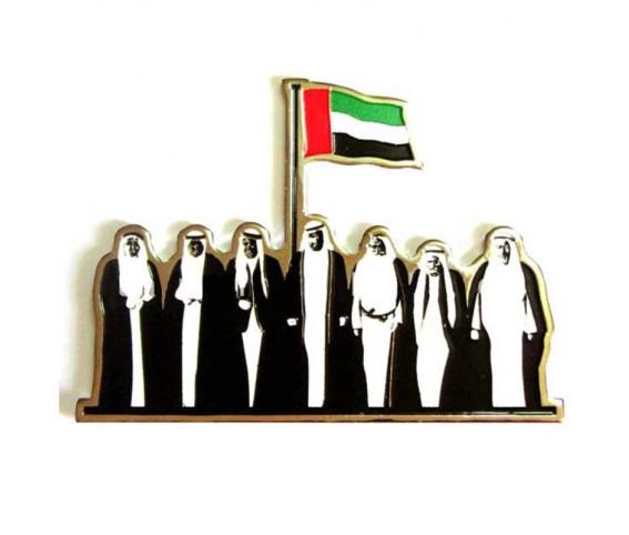 UAE National Day Gift Badges