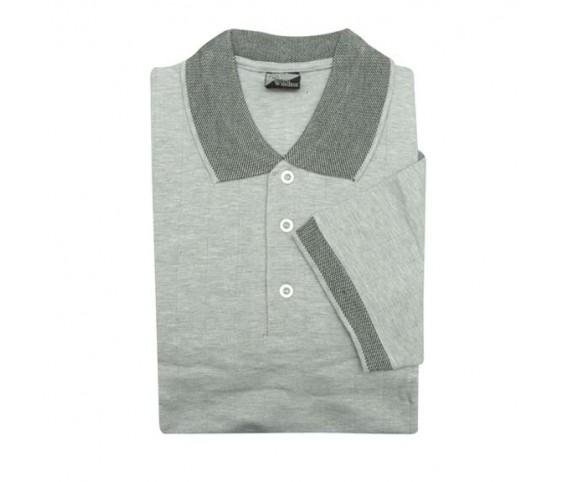 Windsor Polo Shirt - Grey