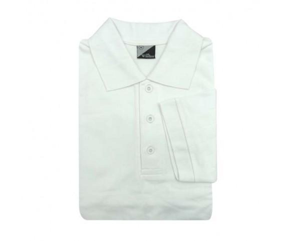 Windsor Polo Shirt - White
