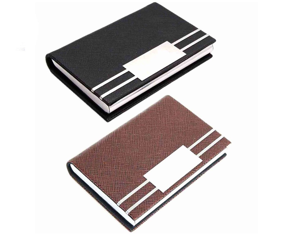 Business card holder & calculator | Name Card keeper | Visiting ...