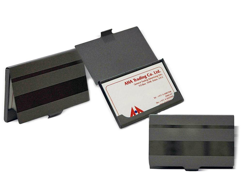 Sliver Metal Business Card Holder | Name Card keeper | Visiting Card ...