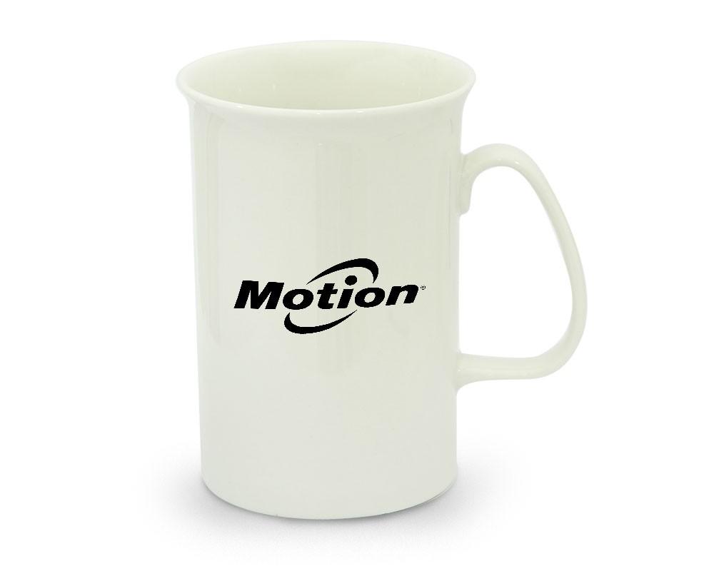 Aha Promotional Coffee Mug New Bone China White Drum Shape Whole