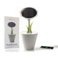 XD Design Solar Sunflower Charger\ Power bank Eco Friedly