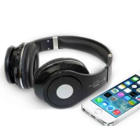 Headphone for Mobile Stereo Black Color
