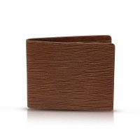 Standard Leather Wallet Brown for Men