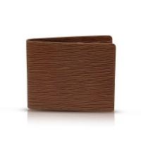 Standard Leather Wallet Brown for Men