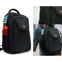 Backpack Travel Bag Black