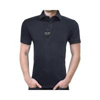 Savoy Elegance Dry N Comfort Polo Shirt - Black
