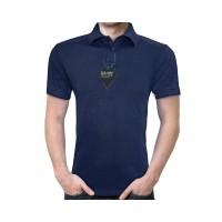 Savoy Elegance Dry N Comfort Polo Shirt - Navy Blue