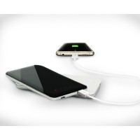 Slimiest Power bank with Touch Screen 7800 MAh