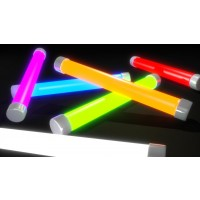 AHA Promotional Glowing Sticks with Different Colors