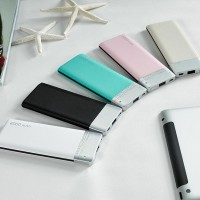 Sleek Power Bank 6000 mAh