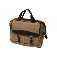 Echo friendly Canvas Laptop Bag