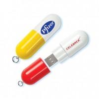 Capsule USB Flash Drive