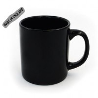 Coffee Mug - Black Uk Cambridge