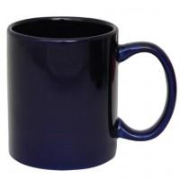 Coffee Mug Ceramic Dark Blue