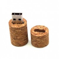 Cork USB Flash Drive