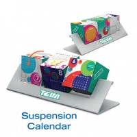 CUBE SUSPENSION CALENDER CUBE