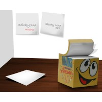 Custom Sticky Note pad with Printing