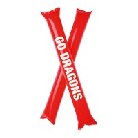 Promotional Cheer up Sticks with Printing