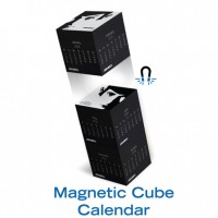 MAGNETIC CALENDER CUBE