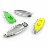Mini Slide USB Flash Drive