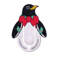 Penguin stethoscope holder
