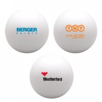PU Stress Ball White