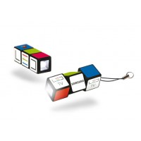 Rubiks Cube LED Flash Light
