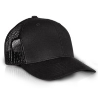 Snap Back Cap 6 Panel with Mesh Back