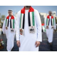 UAE National Day Scarf  with Logo