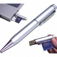 USB Card Reader Pen