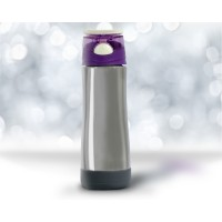 Stainless Steel Water Bottle with Vacuum Cup